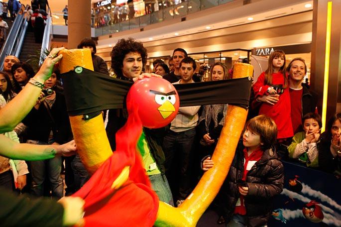 Nokia Campeonato Angry Birds
