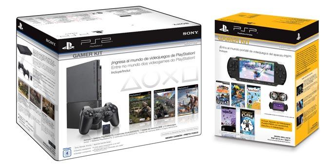 Sony PlayStation Kits 2011