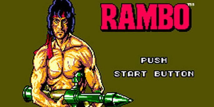 Fichín basado en Rambo en desarrollo