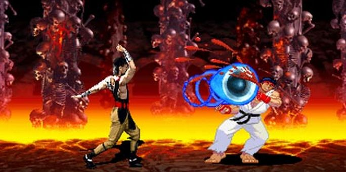 ¿Por qué no habrá Street Fighter vs. Mortal Kombat?