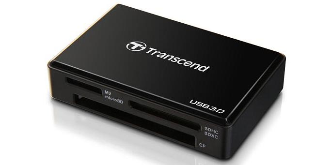 Transcend SuperSpeed USB 3.0