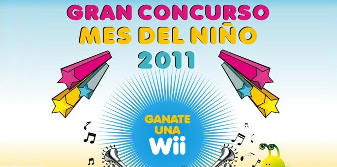 Gran Concurso Mes del Niño 2011