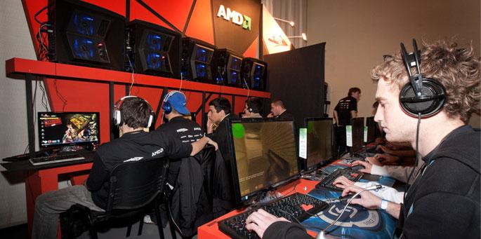 AMD Sentey Extreme Experience 2011