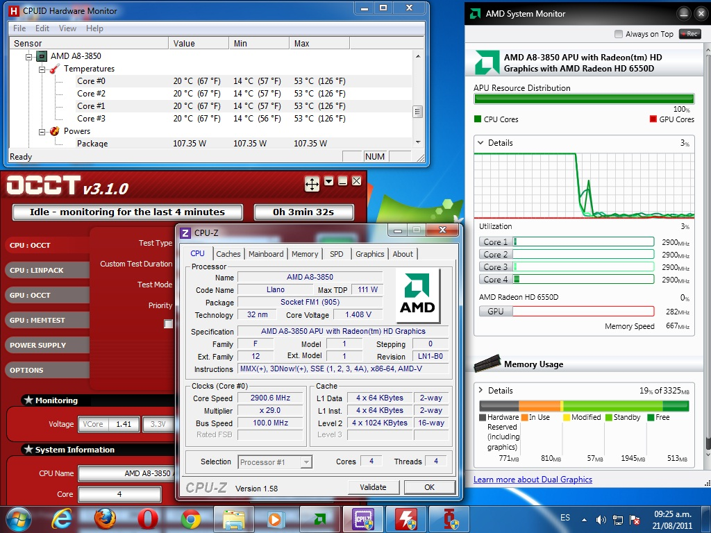 Stress-2900Mhz