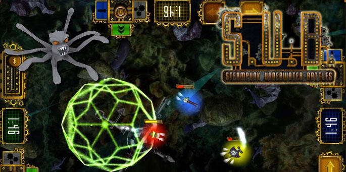 S.U.B. - Steampunk Underwater Battle