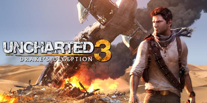Uncharted 3: Drake's Deception & The Sound Studio