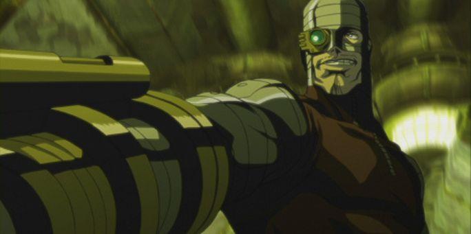 Deadshot es un tipo maloso y a Batman le cae mal