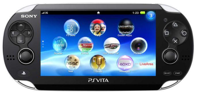 Develadas las especificaciones de la PSP Vita