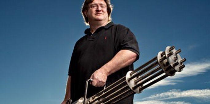 Gabe Newell le da el visto bueno a Origin