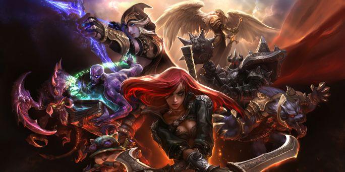 League of Legends sube la apuesta con Dominion