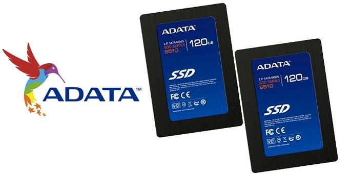 ADATA SSD S510 SATA 6GB/seg
