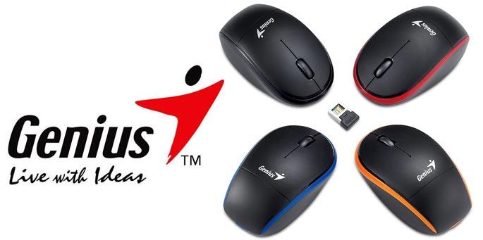 Genius mouse Traveler 9000