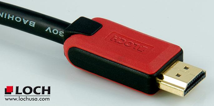 Loch cables HDMI 2011