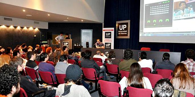 gameTalk 2011 en la UP