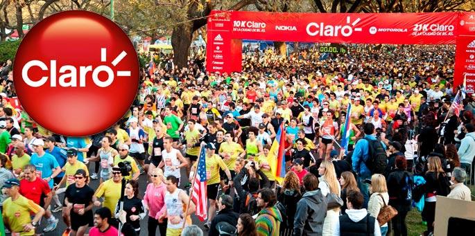 Maraton 20/21K CLARO
