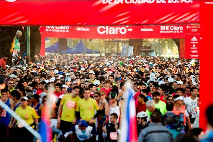 CLARO Maraton 10/21K