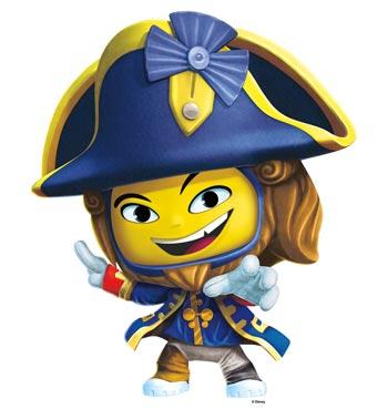 Disney Universe - Piratas del Caribe