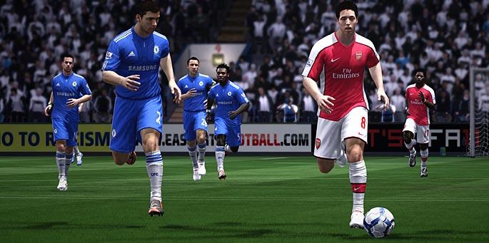 La música de FIFA 12