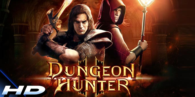 Dungeon Hunter II HD