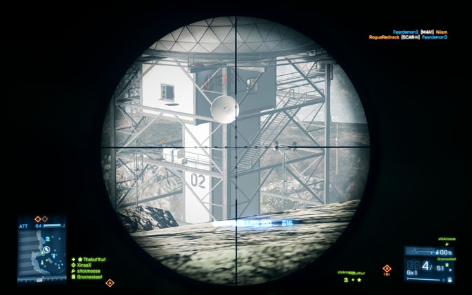 Battlefield 3 Hands-On irrompibles