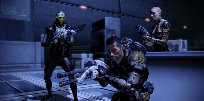 Mass Effect 3 tiene modo multijugador