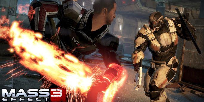 Mass Effect 3 tendrá demo en enero