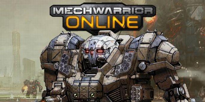 MechWarrior Online confirmado para fines de 2012