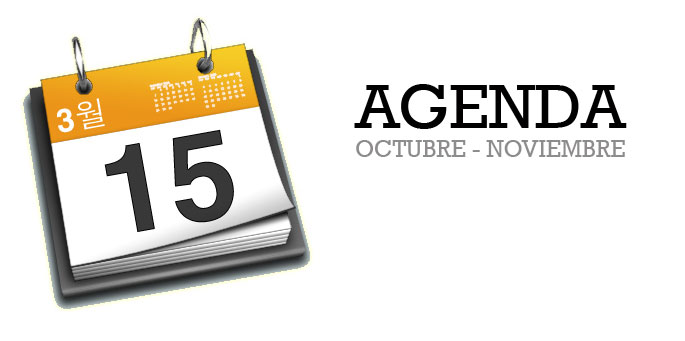 AGENDA octubre-noviembre 2011