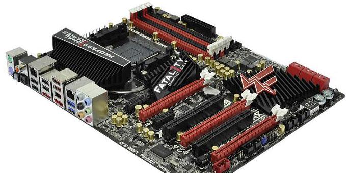 ASRock Fatal1ty 990FX Professional