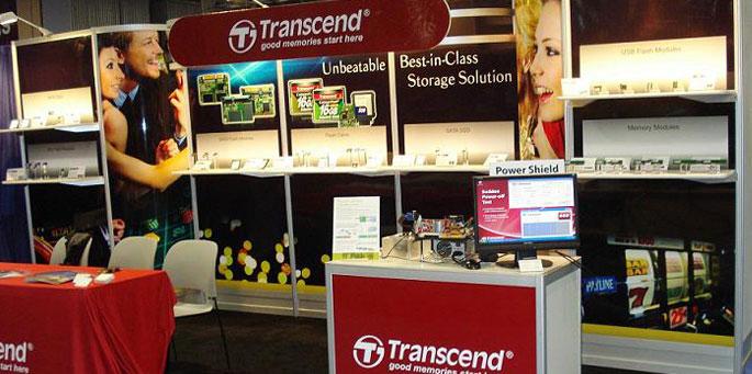 Trascend en la Global Gaming Expo 2011