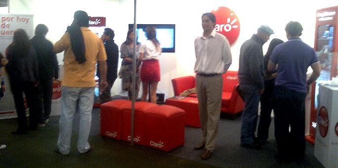 CLARO en San Luis Digital 2011