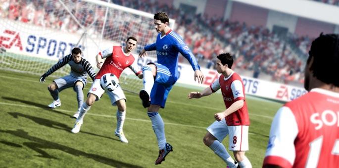FIFA 12 de EA SPORTS