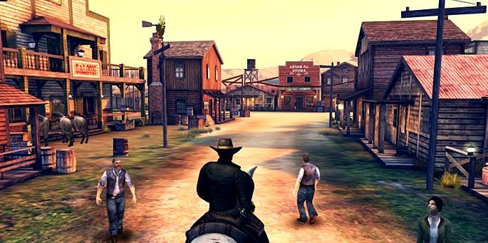 Six Guns de Gameloft