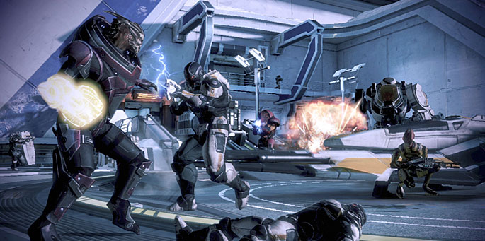 Mass Effect 3 multiplayer confirmado