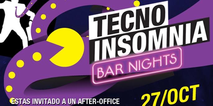 TecnoInsomnia - Bar Nights