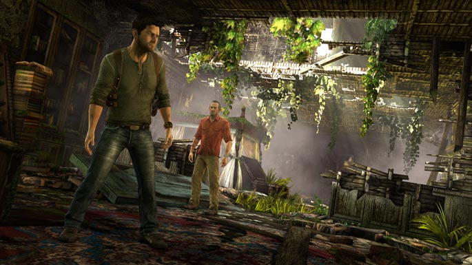 Uncharted 3: La traición de Drake review