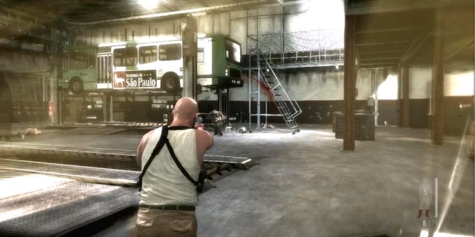 Max Payne 3 exprime el motor Euphoria