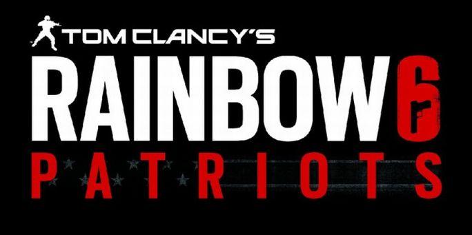 Ubisoft anuncia Rainbow Six: Patriots