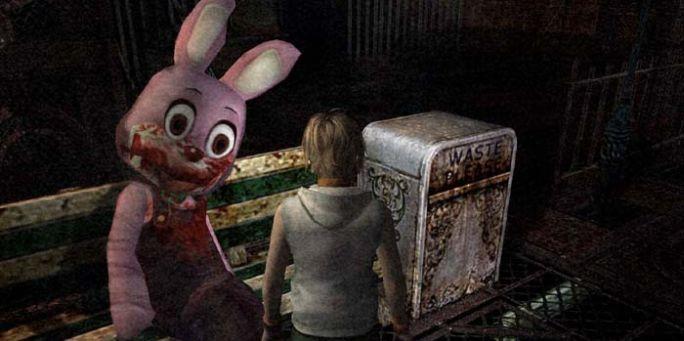 Konami prepara tres Silent Hill para 2012