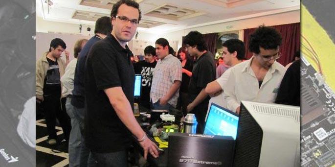 ASRock presente en Latin Gamers 2011