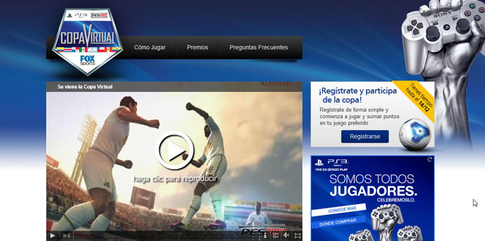 Copa Virtual FOX Sports