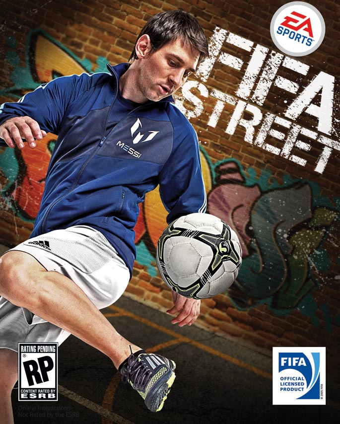 Messi a EA Sports