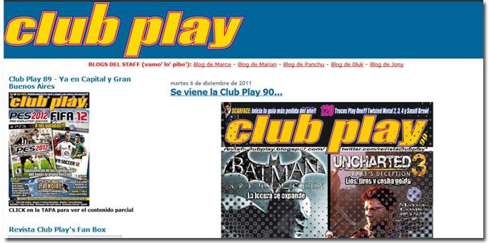 Club Play