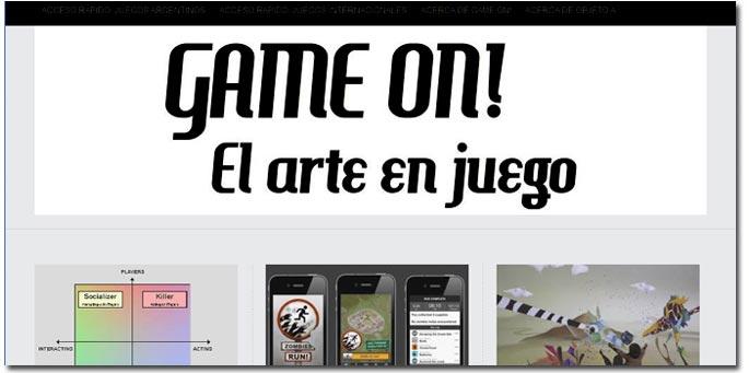 Game On - El arte en juego