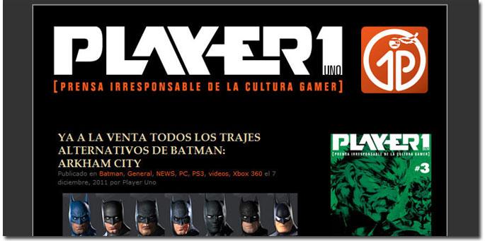 Player 1