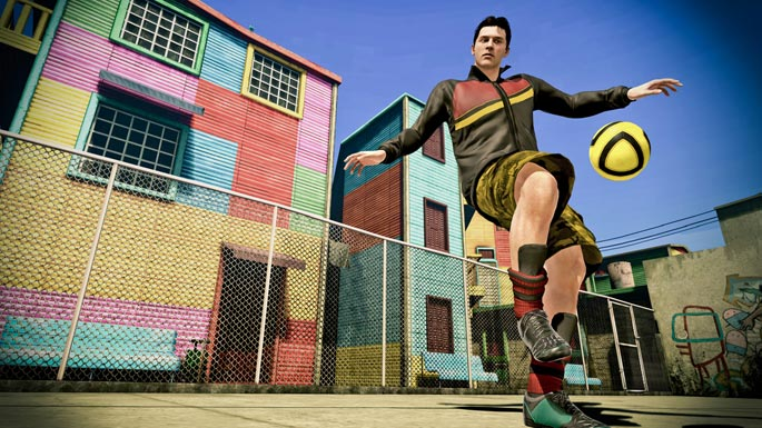 FIFA Street (Buenos Aires)