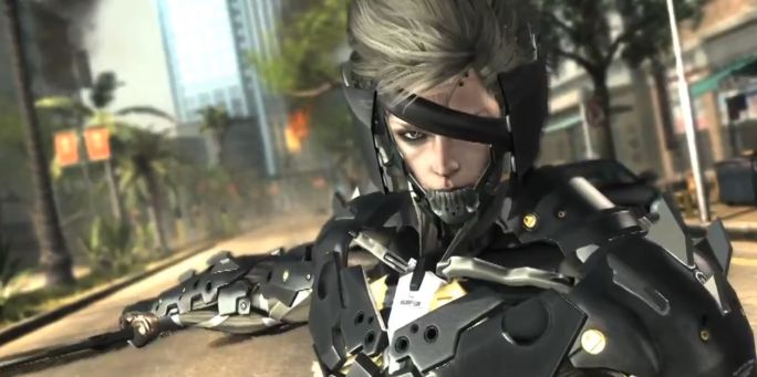 ¿Qué es Metal Gear Rising: Revengeance?