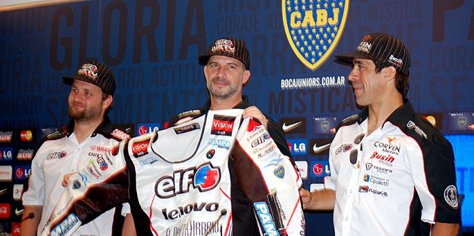 AMD y Lenovo acompañan al equipo Pampa Racing durante el Dakar 2012
