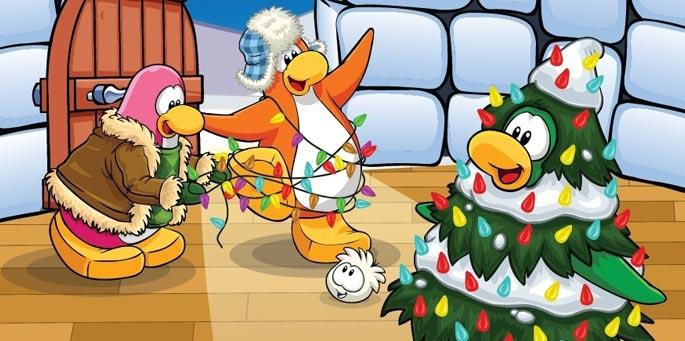 Club Penguin de Disney