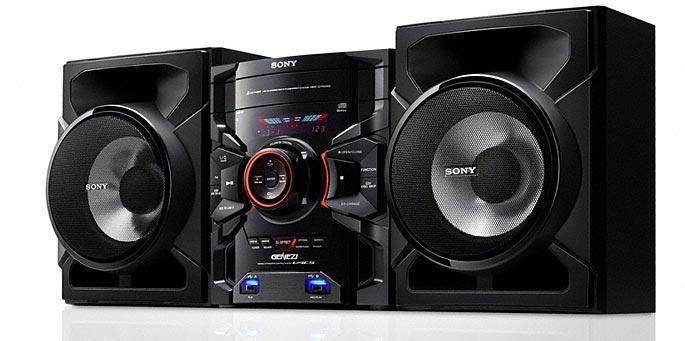 Sony: Primer minicomponente ensamblado en la Argentina